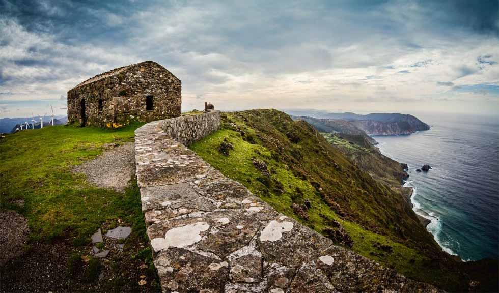 Spotting the best landscapes of the Galician coast  Five Sensations