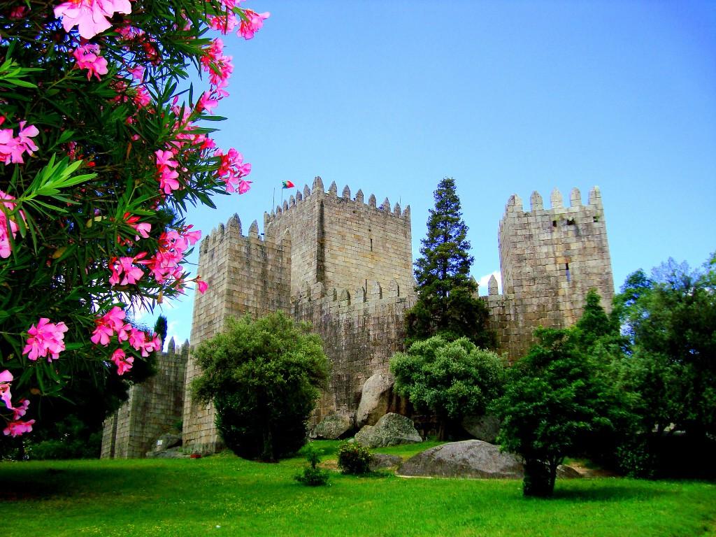 Castillo-de-Guimarães