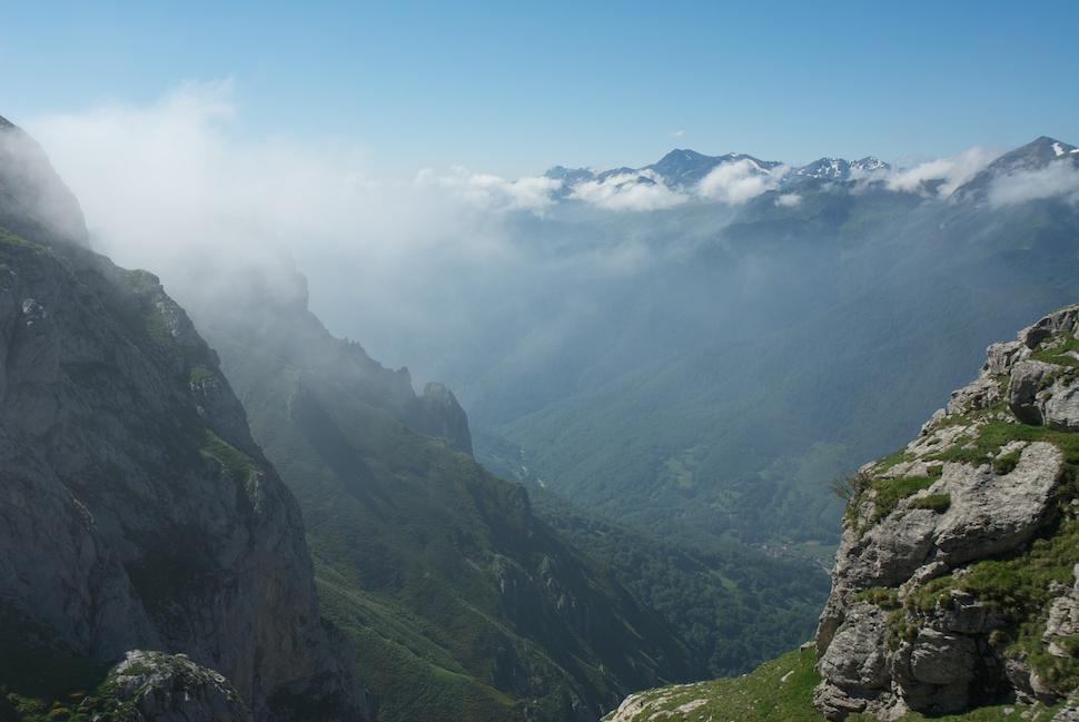 Fotografías del Parque Nacional de Picos de Europa. Puedes leer más en Viajar sin Destino.