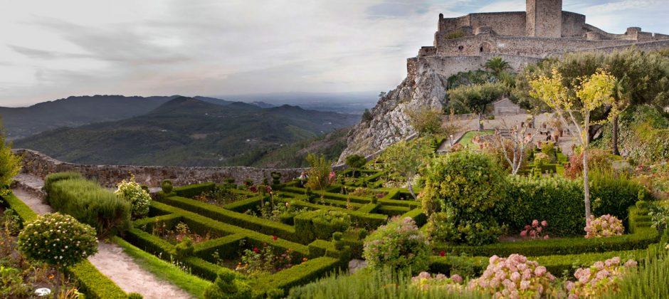 castillos y monasterios de portugal