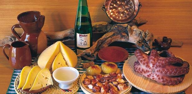 fiestas gastronómicas galicia 2017