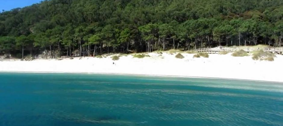 Best beaches in galicia