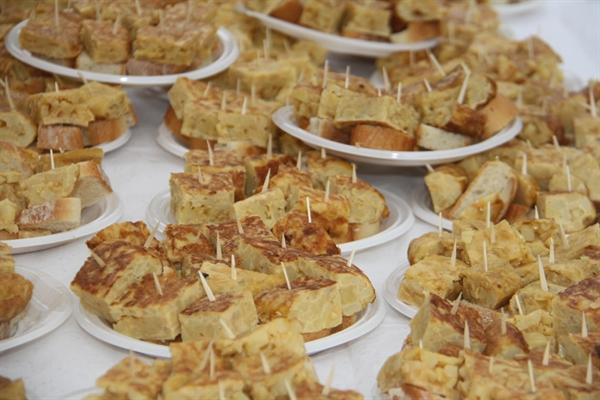 Fiesta de la patata en Vilar de Barrio