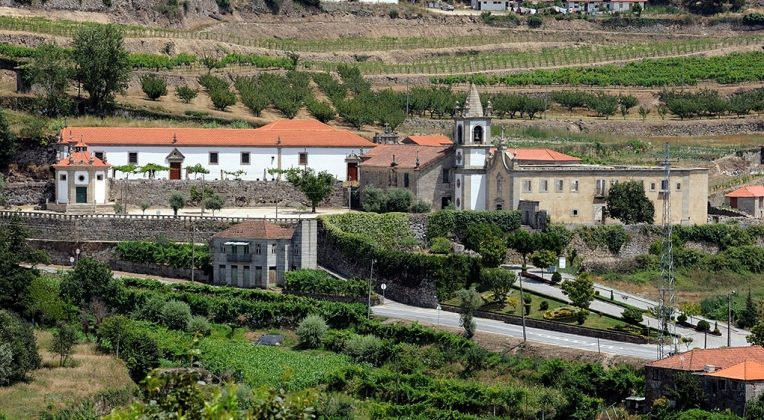 monasterio de Ancede