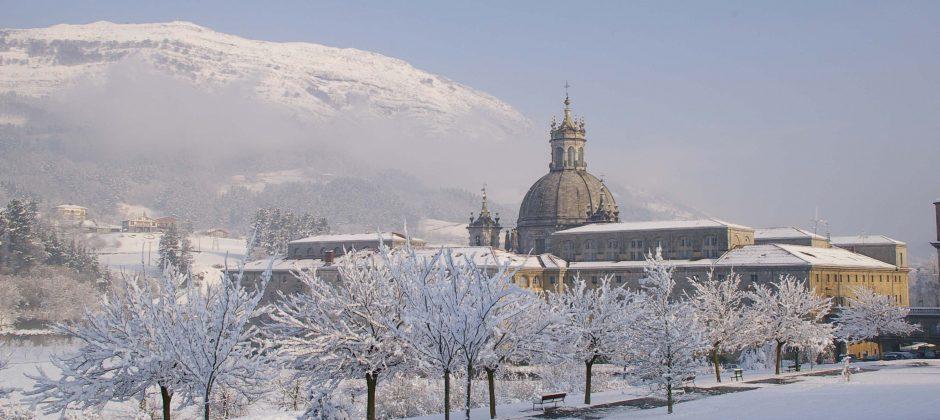 Santuario de Loyola, en Azpeitia
